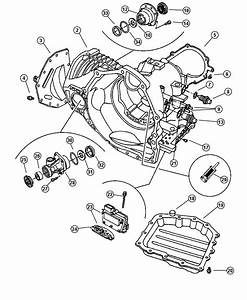 Chrysler Town  U0026 Country Solenoid Module  Solenoid Package