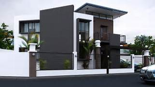 Minimalist One Storey House With Modern Art House Design Here You Will Find This Beautiful Minimalist Home Design