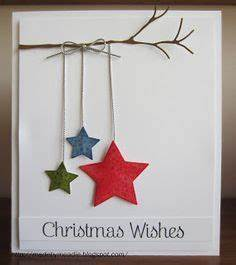 Simple christmas cards Simple christmas and Tags on Pinterest