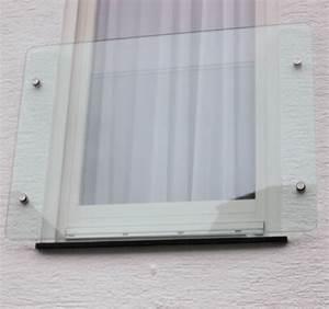 franzosischer balkon aus glas glasprofi24 With französischer balkon mit seitenmarkise garten