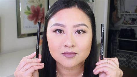 kat von   stila liquid eyeliner application youtube
