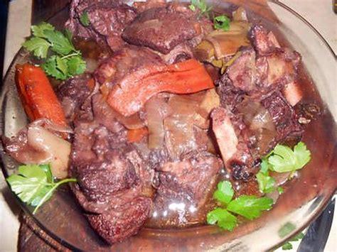 comment cuisiner le plat de cote de boeuf les meilleures recettes de plat de cote de boeuf