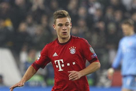 "Joshua walter kimmich (german pronunciation: Kimmich ""would not like to leave Bayern Munich"" - Bavarian Football Works"