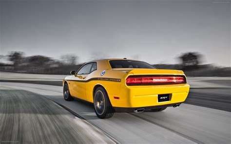 Dodge Challenger Srt8 392 Yellow Jacket 2018 Widescreen