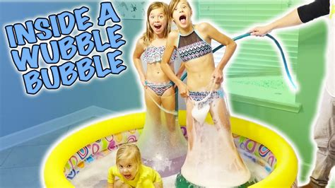 WUBBLE BUBBLE PARTY IN OUR HOUSE YouTube