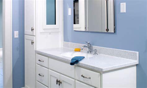 organize small kitchen mullet cabinet white guest bath 1251