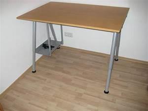 Schreibtisch Höhenverstellbar Ikea : ikea schreibtisch galant h henverstellbar mit b rodrehstuhl in bobenheim roxheim b rom bel ~ Markanthonyermac.com Haus und Dekorationen
