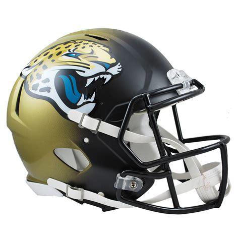 Jacksonville Jaguars Speed Authentic Helmet