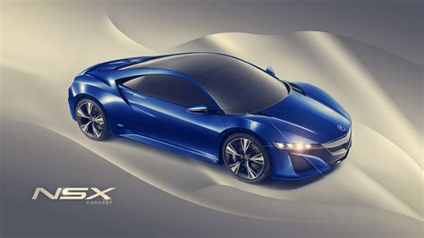 Acura Nsx 1080p Wallpaper by Acura Nsx Concept Car Hd Wallpaper 1080p Free Hd