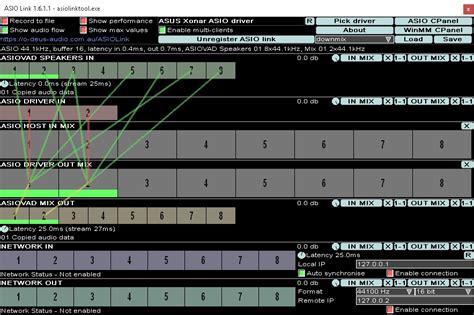 KVR: ASIO Link by O Deus Audio - Mix WDM Audio Into ASIO