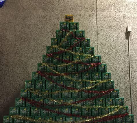 sprite christmas tree 3yellowsandpails
