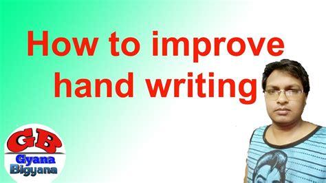 improve handwriting   write beautiful