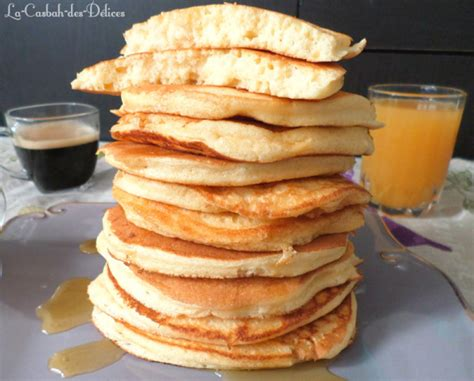 hervé cuisine pancakes fluffy pancakes crêpes hyper moelleuses la casbah des