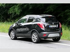 2017 Buick Encore Picture 633142 car review Top Speed