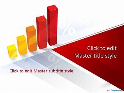 Ppt Template Bar 3d Chart Powerpoint Sales