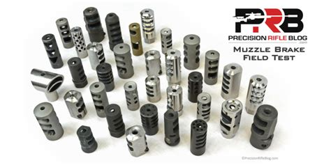 Muzzle Brakes: Field Test Overview & Line-Up