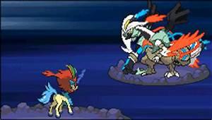 Keldeo (Resolute Forme) VS Mega Kyurem by Shawn932 on ...