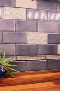 purple kitchen backsplash violet tile backsplash julie 39 s kitchen purple kitchen tile back splashes what