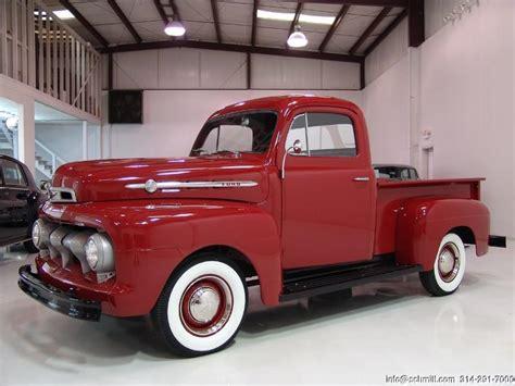 1952 FORD F1 PICK-UP TRUCK — Daniel Schmitt & Company