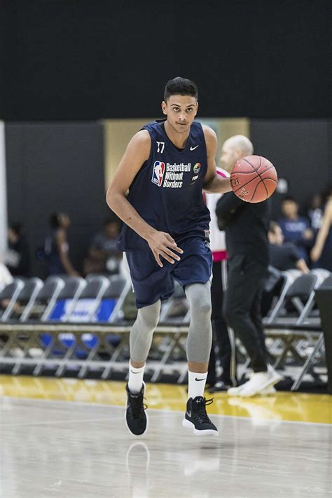 From India to Bay Area, teen prospect Princepal Singh on ...