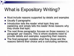 Whats An Expository Essay Best Free Essay Writing Service What Does  What Does An Expository Essay Do For A The Pigman Essay Essay Style Paper also Business Plan Writers Online  Essays Written By High School Students