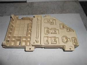2000 Dodge Intrepid Fuse Box Location