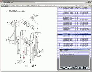 Mitsubishi Forklift Trucks Spare Parts Catalog  Parts