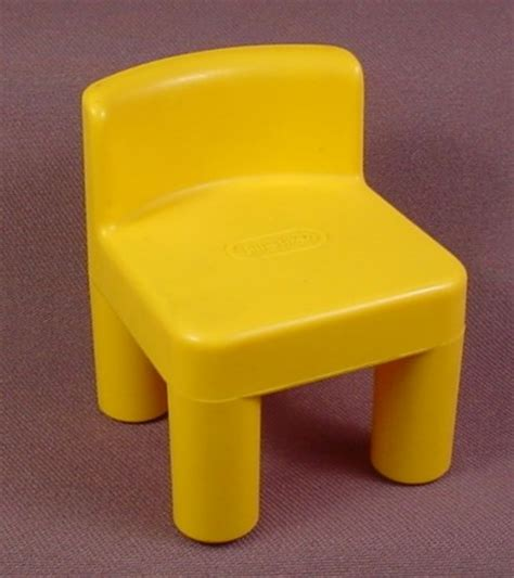 Tikes Table And Chairs Australia by Tikes Original Dollhouse Yellow Kitchen Chair