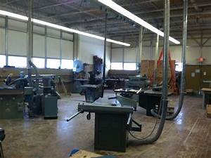 South Haven High School Woodshop