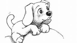 Puppy : Drawing [ HD ] : 牛山雅博 - YouTube