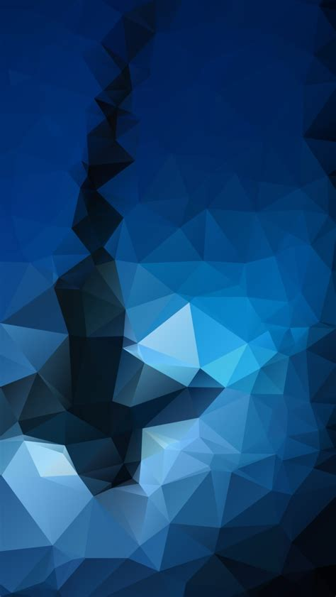 cool polygon iphone wallpapers