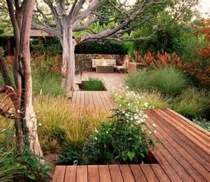 sloped lot house plans modern gardens rob steiner plastolux