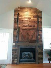 inspiring rustic fireplace mantel mantel inspiration -001 - Southern Vintage - Reclaimed Wood Specialists - Louisville, Ky.
