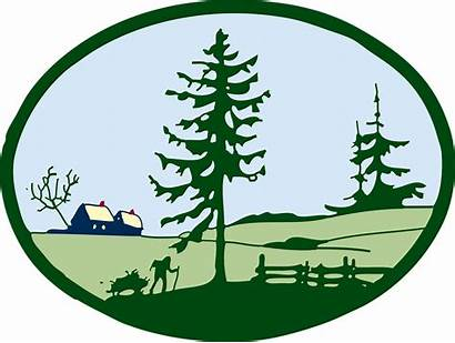 Clipart Outdoor Scene Cliparts Clip Outdoors Scenery