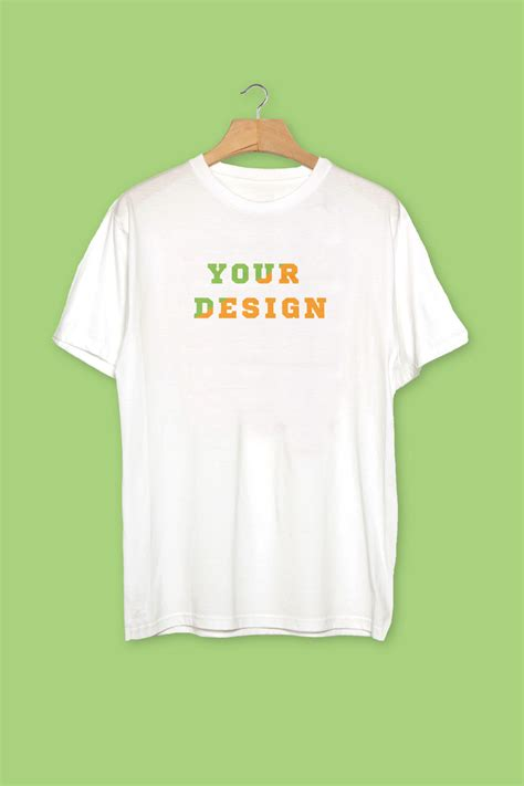 Free Tshirt Mockup White Shirt Psd Studio Design Gallery Best Design
