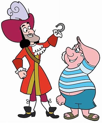 Jake Hook Captain Pirates Neverland Clipart Head