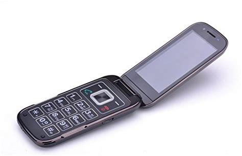 ttsims tt580 android flip phone 3 2inch touchscreen flip