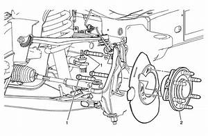 1960 4x4 Front End Diagram