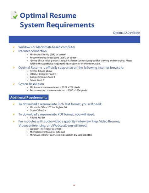 excellent optimal resume unb gallery exle resume