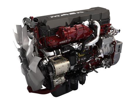 mp semi truck engine mack trucks