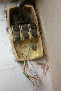 Fitting A Bt Master Socket To A Junction Box