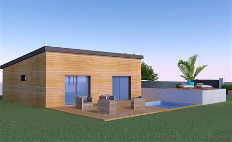 prix construction maison en bois kit maison bois