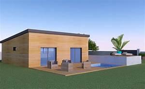 prix construction maison en bois kit maison bois With prix de construction d une maison