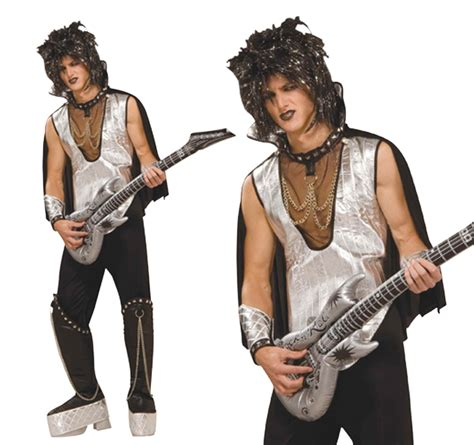 Mens Glam Rock 1970s Fancy Dress Costume David Bowie Style Outfit New   eBay