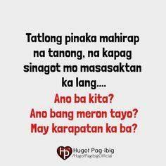 funny tagalog q... Pinay Quotes