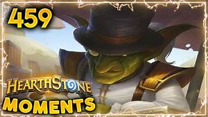 The AntiCombo TECH!! | Hearthstone Daily Moments Ep. 459 ...