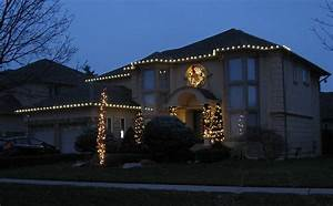 Led, Christmas, Lights, Decorative, Wreaths, And, Garland, Wrapped, Pillars, Complete, Your, Outdoor
