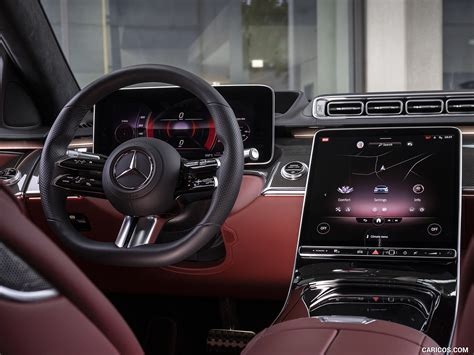 Mercedes benz mercedes benz s 500 coupe 4matic s63 amg paket inserat online seit. 2021 Mercedes-Benz S 500 4MATIC AMG line - Interior   Wallpaper #257   1600x1200
