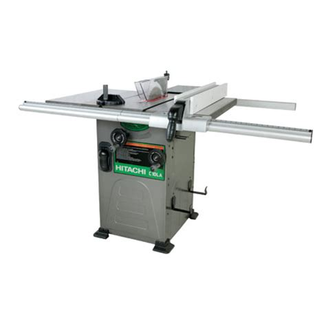 hitachi power tools products gt saws gt table saws gt c10la