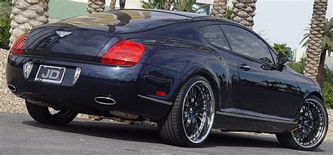 bentley custom wheels